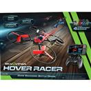 Sky Viper Remote Control Hover Racer Gaming Drone - 2.4 GHz Red